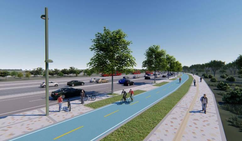 En 2019 comenzará la construcción de la ALO Sur