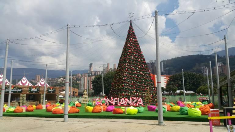 Arranca el Festival de la Navidad en Ciudad del Río