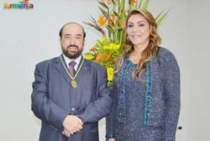 En febrero del 2015, la alcaldía de Armenia le impuso la Orden Ciudad Milagro en grado de Gran Comendador al embajador de Colombia ante el Vaticano, Guillermo León Escobar