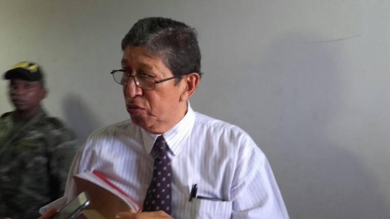 Abogado Julio Ojito.