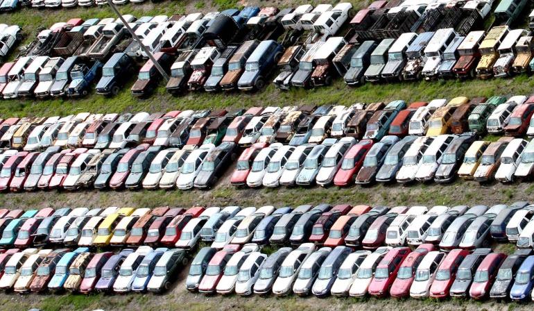 Secretaria de Movilidad anunció que suspenderá licitación de patios y grúas en Bogotá