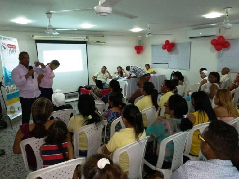 Concluyó concurso Mi Barrio Contra el Dengue en Cartagena: Concluyó concurso Mi Barrio Contra el Dengue en Cartagena