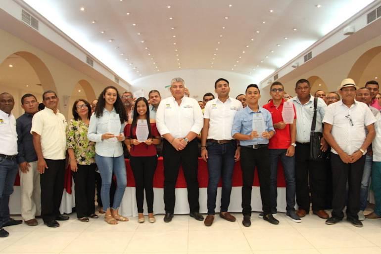 Gobierno de Bolívar exaltó a los mejores rectores y estudiantes sobresalientes en las Pruebas Saber 2017: Gobierno de Bolívar exaltó a los mejores rectores y estudiantes sobresalientes en las Pruebas Saber 2017