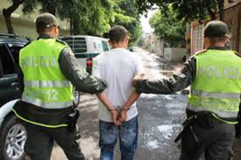 """Cayó en Cartagena alias """"M-60"""" mediante orden judicial por el delito de hurto agravado: Cayó en Cartagena alias """"M-60"""" mediante orden judicial por el delito de hurto agravado"""
