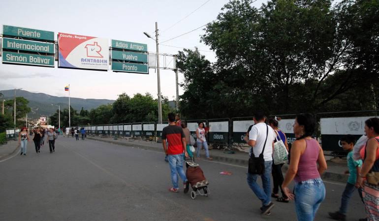 Maduro suspenderá intercambio económico con Aruba, Bonaire, Curazao, Cúcuta y Maicao