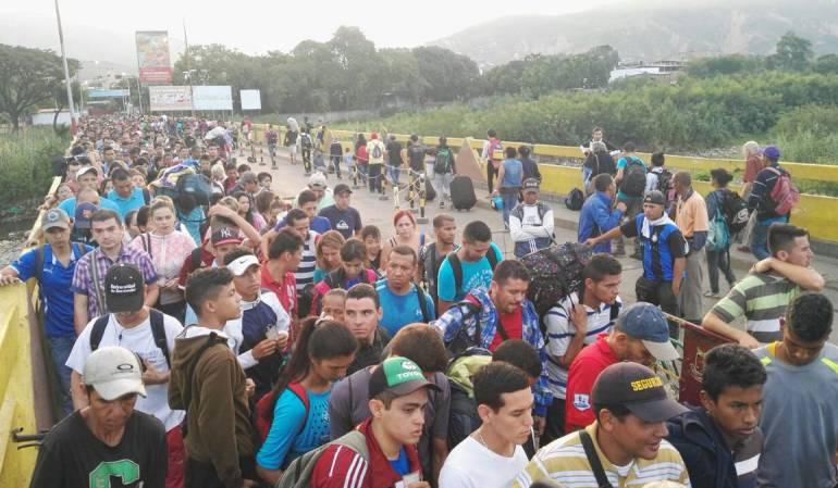 La amenaza de Maduro que afectaría a Colombia
