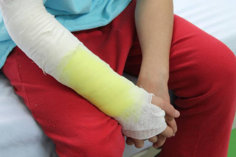Aumentan a 267 los lesionados con pólvora en temporada decembrina