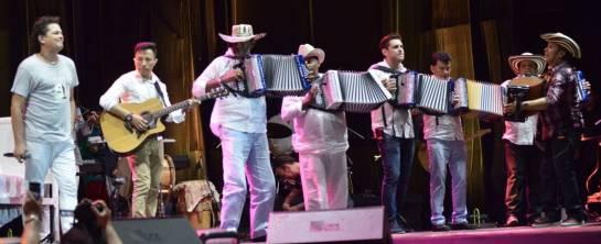 Carlos Vives en Valledupar Festival de la Leyenda Vallenata.: Carlos Vives en Valledupar: el mundo necesita más vallenatos