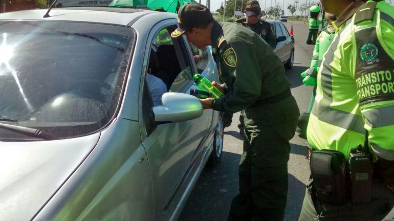 Seguridad para la Navidad en Barranquilla: Con 400 hombres de la Policía refuerzan seguridad en Barranquilla