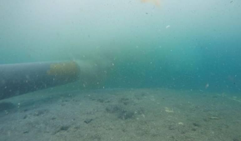 Aguas residuales al mar en San Andrés: Daños ambientales graves y afectación al turismo deja vertimiento de aguas residuales al mar en San Andrés