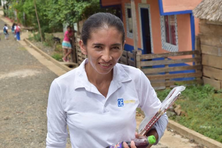 Las protagonistas del Alto San Jorge que lideran a las comunidades
