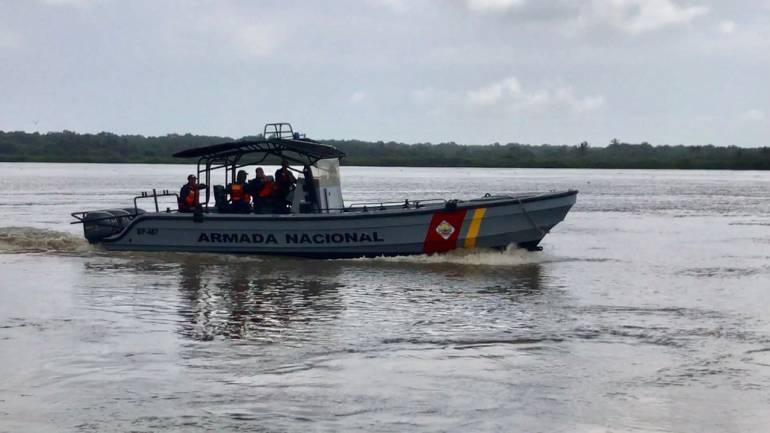 Encontraron embarcación con turistas que había desaparecido en Cartagena