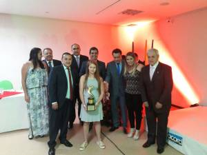 Acord de Oro: Silvana Muñoz Jiménez, BMX