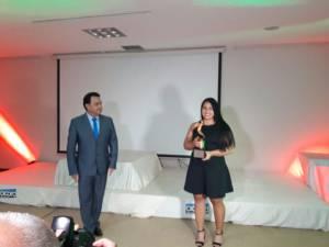 Acord de bronce: Maryuri Orozco, Atletismo lanzamiento de martillo