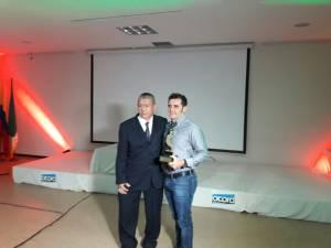 Mejor entrenador: Pablo Arias Carvajal en BMX