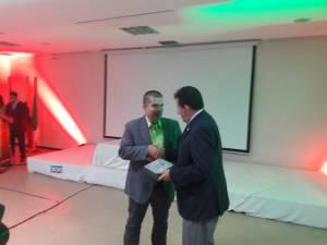 Reconocimiento a un dirigente: Fabio Ramírez