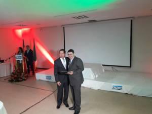 Reconocimiento al periodista destacado de la Acord Quindío: Mauricio Echeverry