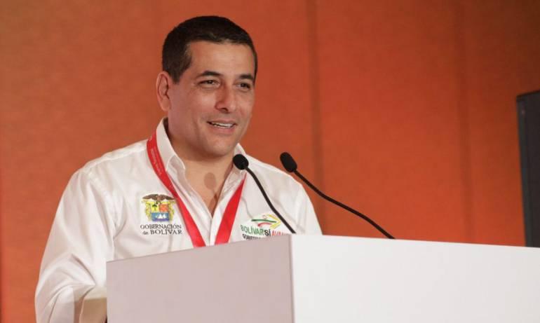 """""""Si no hay recursos pensaremos en no hacer los Juegos Nacionales"""": gobernador de Bolívar"""