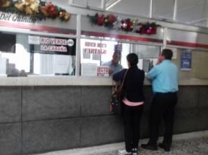 En la terminal de transportes de Armenia hay controles de todas las autoridades
