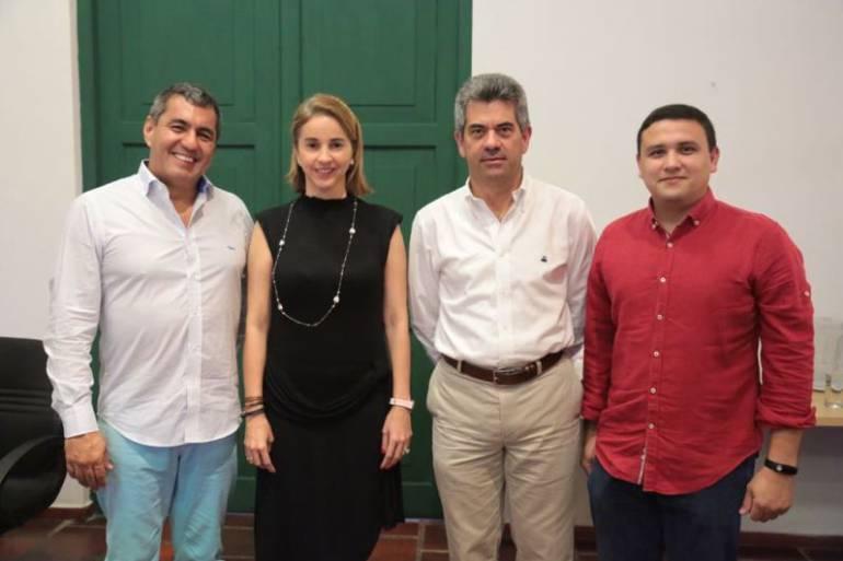 Rafael Del Castillo Trucco, posesionado en la junta directiva de la Cámara de Comercio de Cartagena: Rafael Del Castillo, posesionado en la junta directiva de la Cámara de Comercio de Cartagena