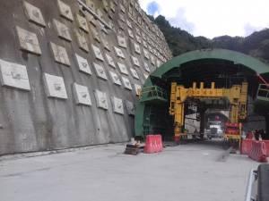 Desde hace 10 años se construye el túnel de La Línea y aún no se ha terminado