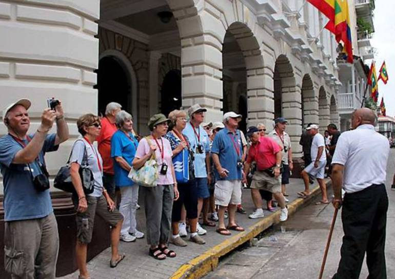 Cartagena llegó a su máximo histórico de ocupación y turistas: Cartagena llegó a su máximo histórico de ocupación y turistas
