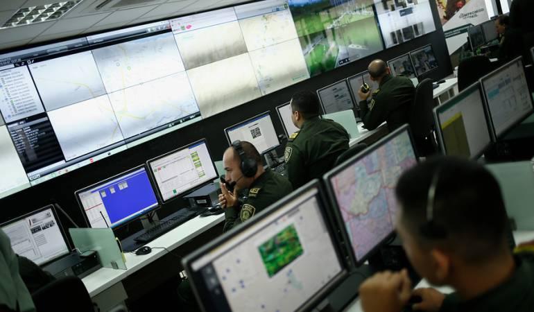 Cámaras de seguridad en Bogotá: Bogotá tiene cinco veces más cámaras de seguridad que hace 2 años