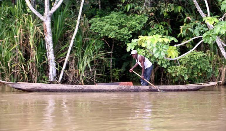 Mueren dos niños por inmersión en el río Capá en Lloró