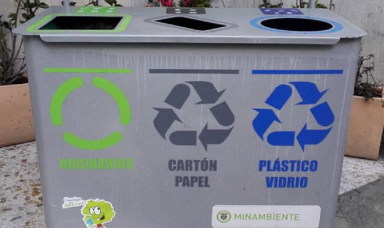 Reciclaje bogotá: Bogotanos que no reciclen serán multados