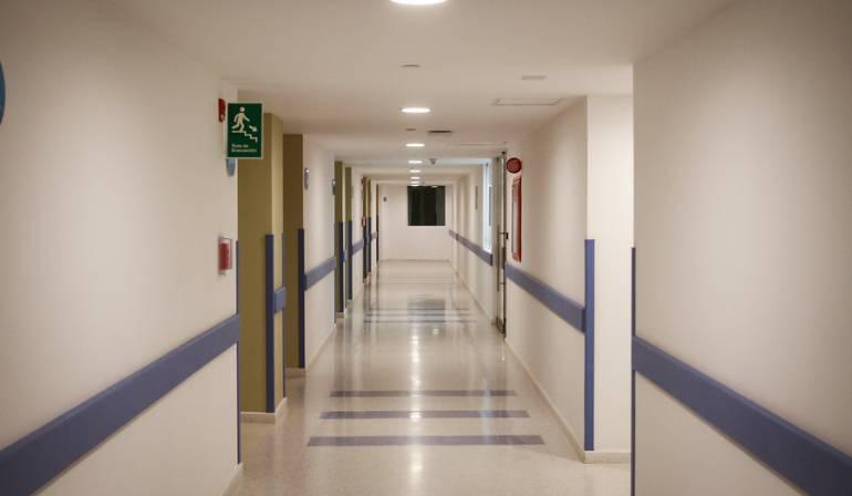 Hospital Nuestra Señora de los Remedios en La Guajira, lugar donde se encuentra la menor.