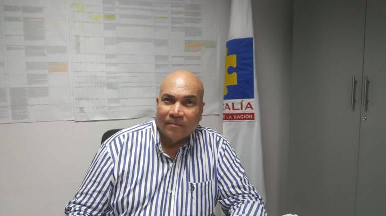 Vicente Guzmán, director de Fiscalías. Cortesía