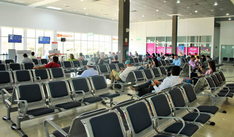 Aeropuerto de Valledupar: Aeropuerto de Valledupar movilizó más de 399.000 pasajeros