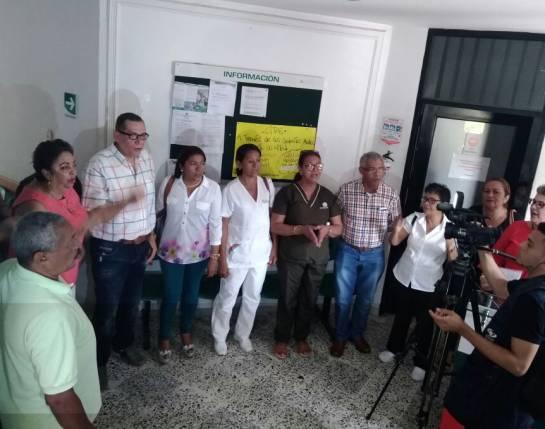 corrupción en el tráfico de usuarios de la salud en Sucre: Denuncian corrupción en el tráfico de usuarios de la salud en Sucre