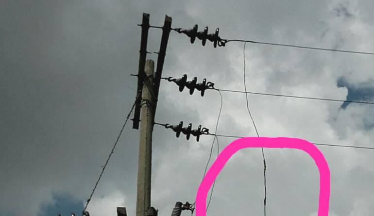 Bosconia, Cesar: Conexiones particulares afectan servicio de energía en Bosconia, Cesar