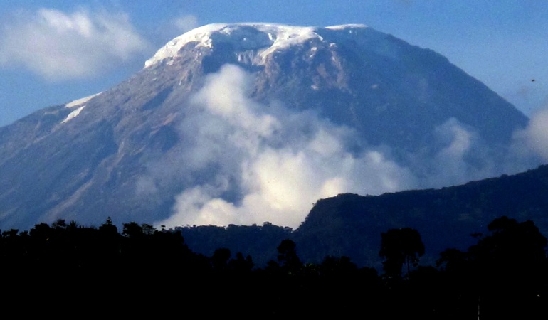 Control Nevado del Tolima: Autoridades intensificaran controles al nevado del Tolima
