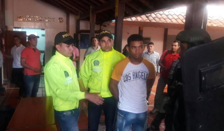 Capturan a alias El Guajiro supuesto asesino de un patrullero en Barranquilla