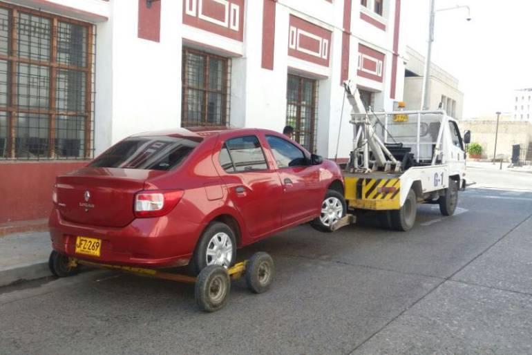 Mal parqueo, una de las infracciones más sancionadas en Cartagena: Mal parqueo, una de las infracciones más sancionadas en Cartagena