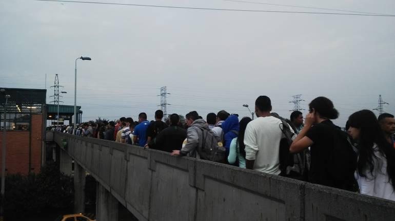 Abiertas estaciones del Metro de Medellín, afectadas por descarga eléctrica