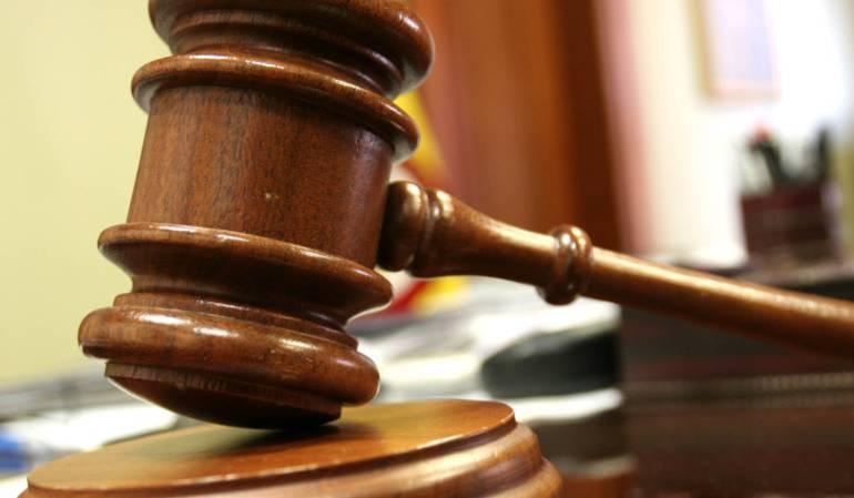 Condenado el hombre que atentó contra la hermana del cantante Daniel Calderón