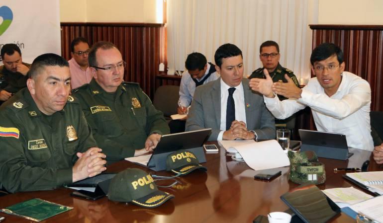 Nariño paz: 'Nariño merece la paz terrritorial': gobernador de Nariño