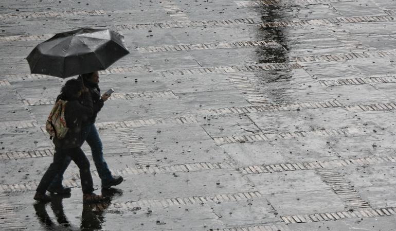 Fuertes lluvias en Bogotá: Continúan afectaciones por lluvias en Bogotá