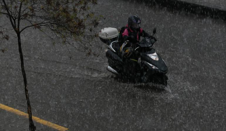 Ciudad Bolívar y Suba lluvias: Ciudad Bolívar y Suba las localidades más afectadas por lluvias