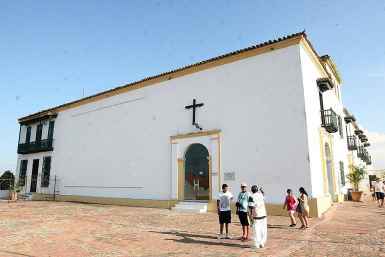 Fallas estructurales en el Cerro de la Popa afectarían programación religiosa de Cartagena: Fallas estructurales en el Cerro de la Popa afectarían programación religiosa de Cartagena