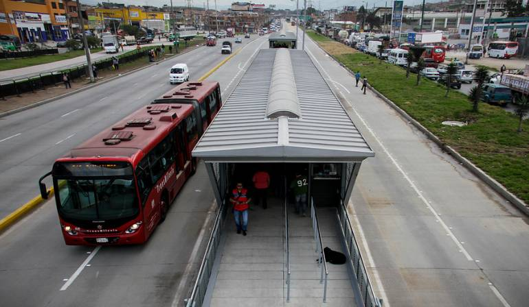 TransMilenio: Piden al alcalde frenar aumento de $100 en tarifa de TransMilenio