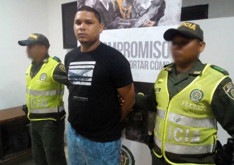 Capturado delincuente que entrenaba jóvenes para robar en Cartagena: Capturado delincuente que entrenaba jóvenes para robar en Cartagena