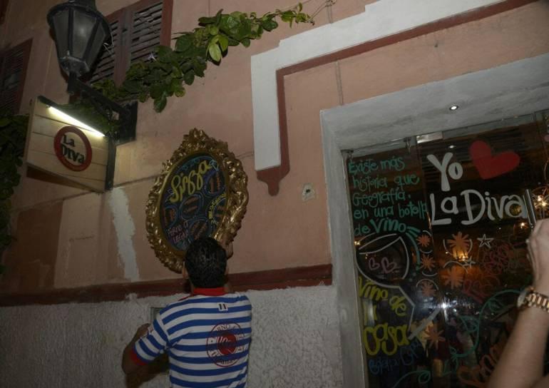 Operativos contra contaminación visual en Centro Histórico de Cartagena: Operativos contra contaminación visual en Centro Histórico de Cartagena