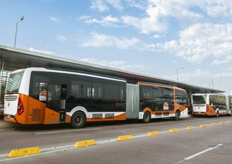 Doce nuevas rutas tendrá Transcaribe en 2018: Doce nuevas rutas tendrá Transcaribe en 2018