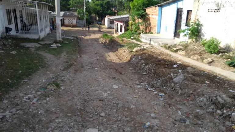 Piden votos por obras de la Alcaldía de Barranquilla: Denuncian utilización de programas de la Alcaldía de Barrnaquilla para pedir votos