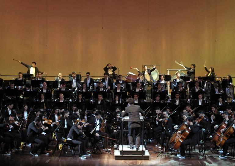 "La Filarmónica Joven de Colombia, en su gira ""Libertad"", regresa a Cartagena: La Filarmónica Joven de Colombia, en su gira ""Libertad"", regresa a Cartagena"
