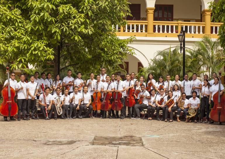 La Sinfónica de Cartagena despide el Festival Internacional de Música: La Sinfónica de Cartagena despide el Festival Internacional de Música